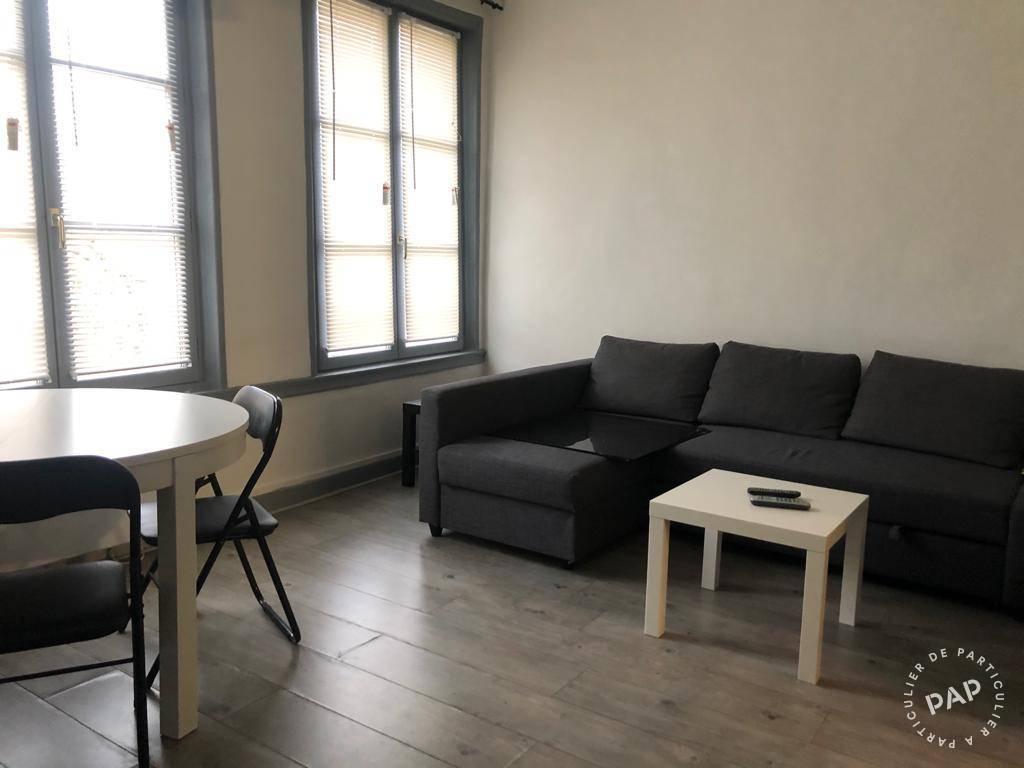 Location Appartement Rouen (76) (76000) 32m² 490€
