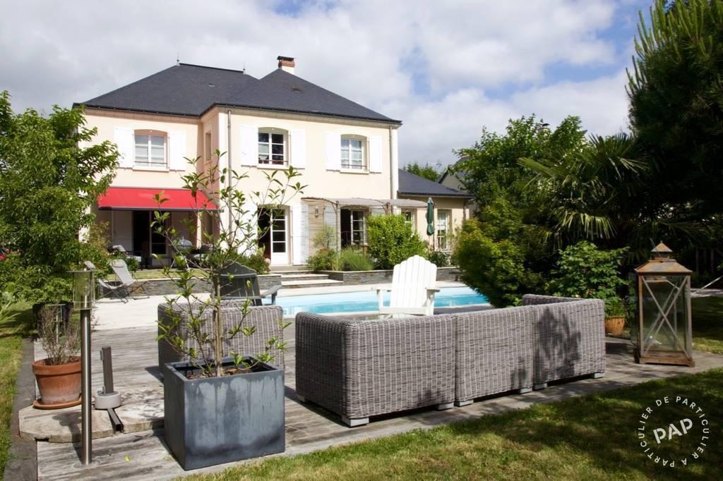 Vente Maison Les Ponts-De-Cé (49130) 200m² 585.000€