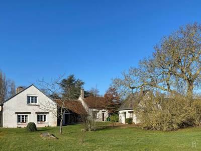 Vente maison 150m² Neuville-Aux-Bois (45170) (45170) - 250.000€