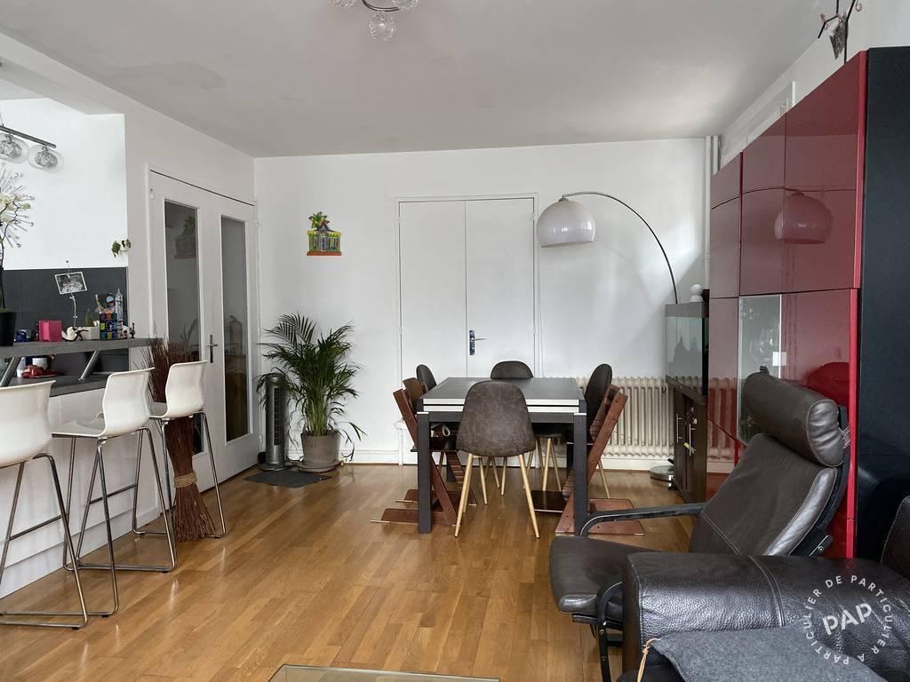 Vente appartement 4 pièces Châtillon (92320)