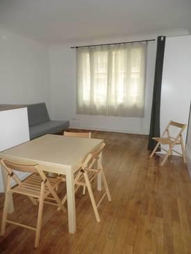 Location meublée studio 32m² Paris 16E (75016) - 1.100€