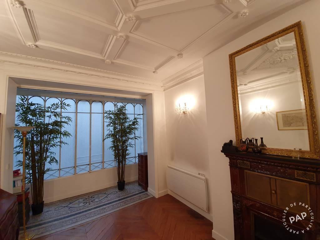 Vente appartement 8 pièces Paris 10e