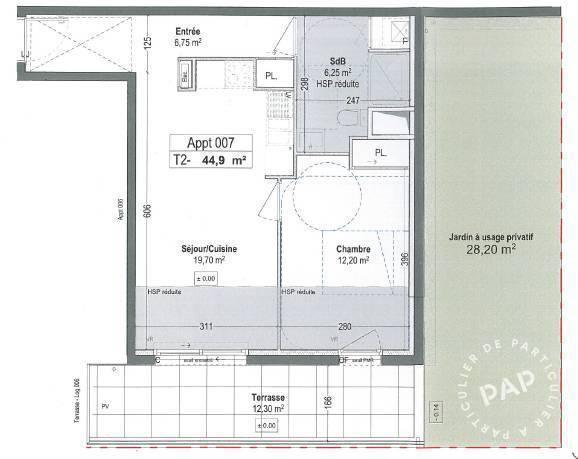 Location appartement 2 pièces Cancale (35260)