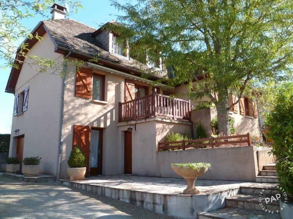 Vente Maison Saint-Cyprien-Sur-Dourdou (12320) 135m² 230.000€