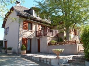 Vente maison 135m² Saint-Cyprien-Sur-Dourdou (12320) - 230.000€