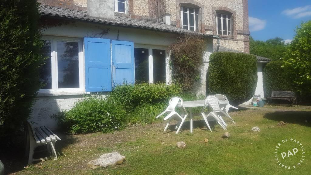 Vente appartement 3 pièces Mesnil-sur-l'Estrée (27650)