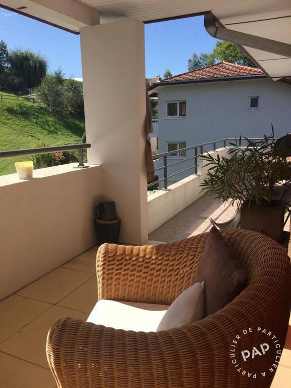 Location Appartement Bossey 85m² 1.750€