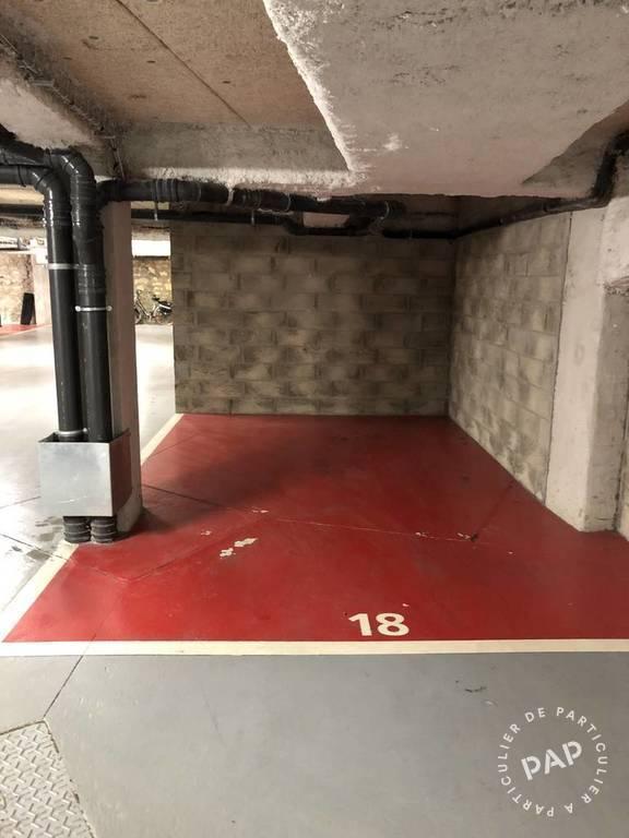 Vente Garage, parking Paris 5E (75005)  50.000€