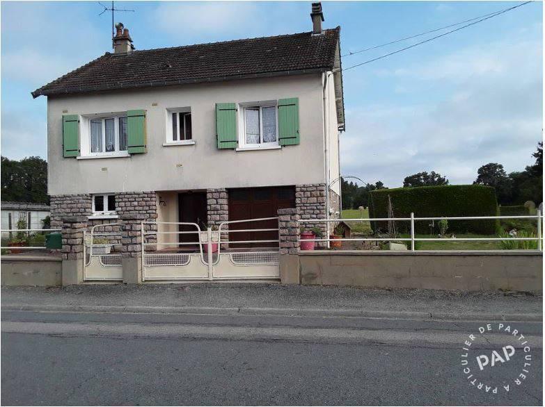 Vente Viager Mourioux-Vieilleville 144m² 20.000€