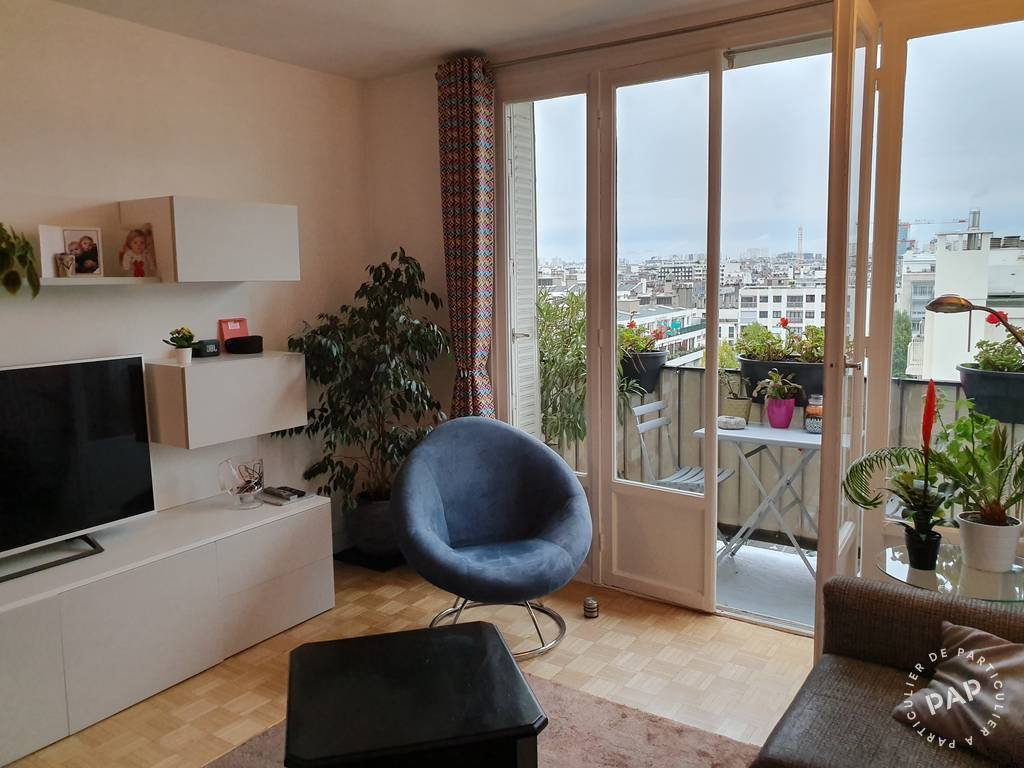 Vente Appartement Paris 15E (75015) 56 m² 705.000 €