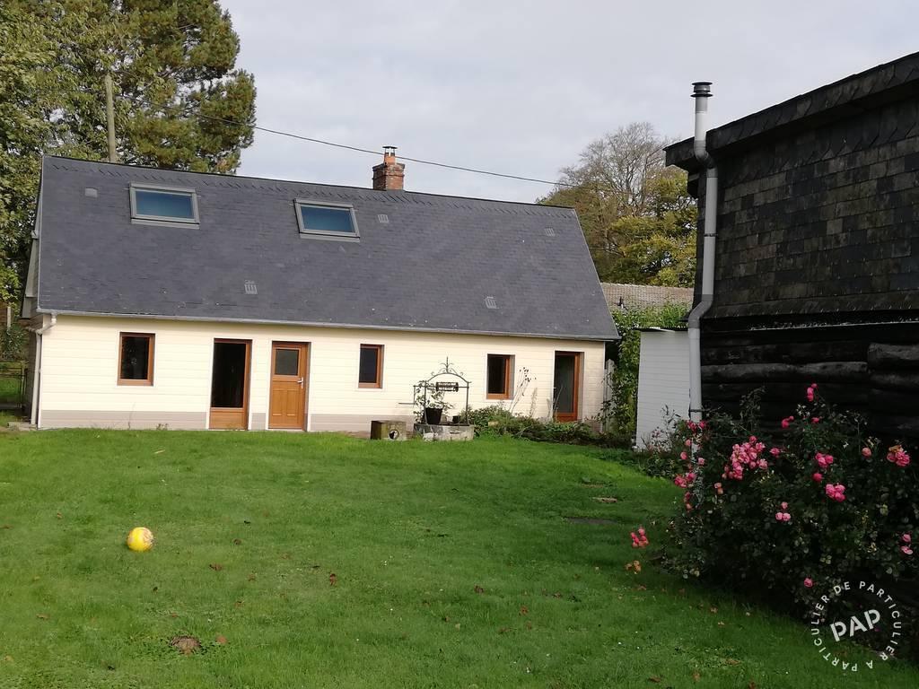 Vente Maison Gonneville-Sur-Scie 45m² 110.000€