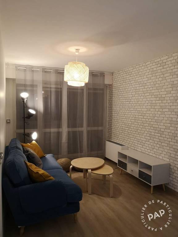 Location Appartement Cergy (95) (95000) 11m² 550€