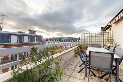 Vente appartement 4pièces 96m² Pontoise (95) (95300) - 345.000€