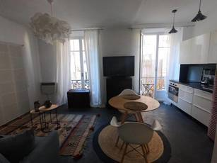 Location meublée appartement 25m² Nice (06) (06000) - 700€