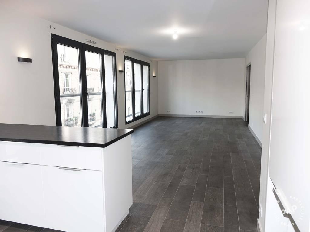 Location Appartement Boulogne-Billancourt (92100) 83m² 2.380€