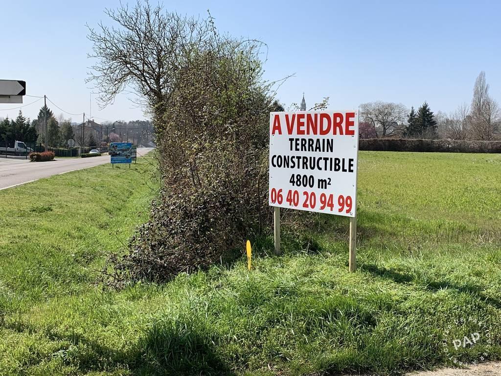 Vente Terrain Châteauneuf-Sur-Cher