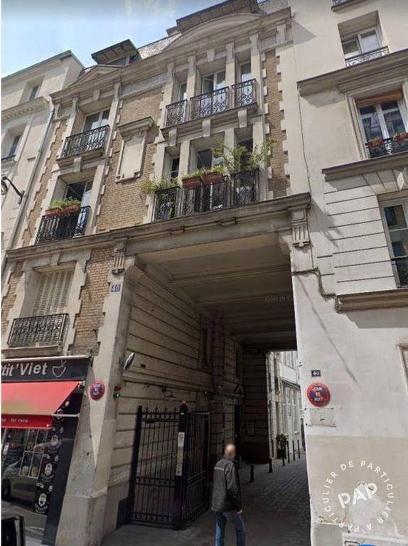 Vente Garage, parking Paris 16E (75016)