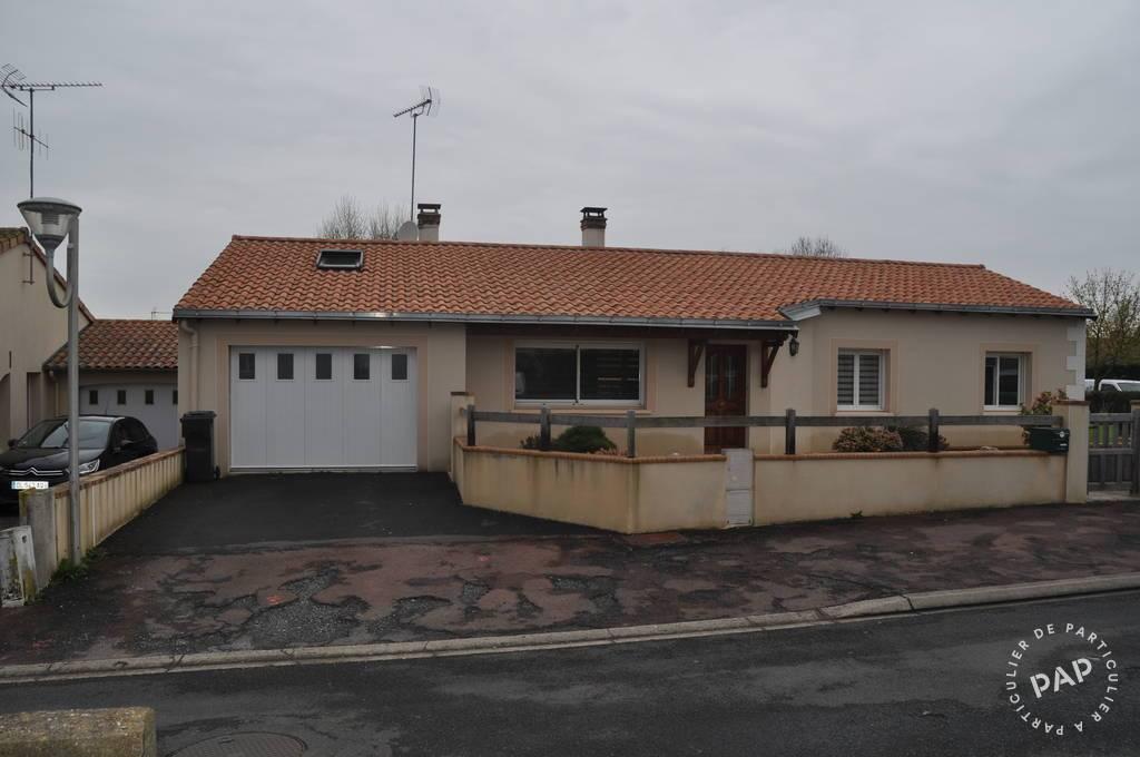 vente maison chemille 49120