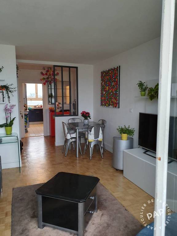Vente Appartement Paris 15E (75015)