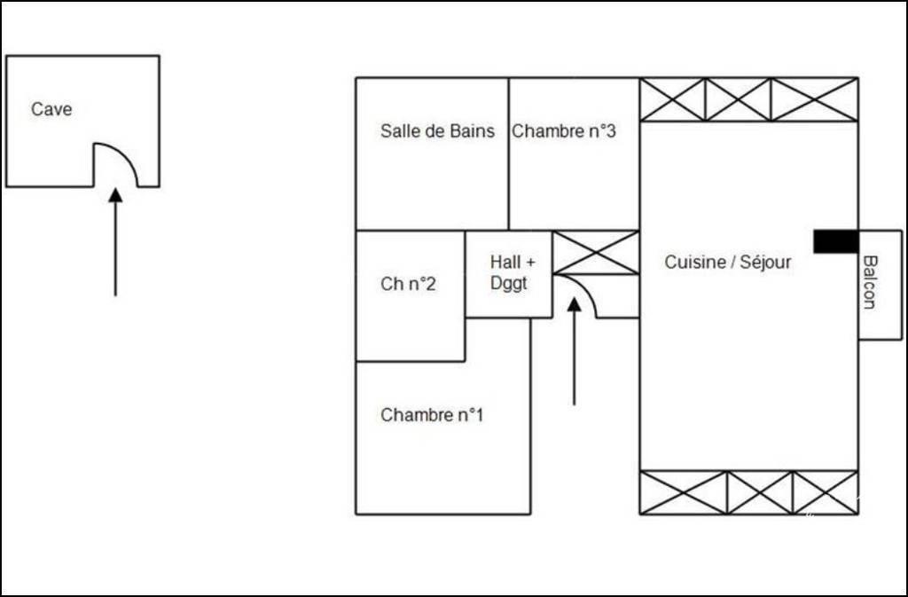 Appartement Annecy 1.490€