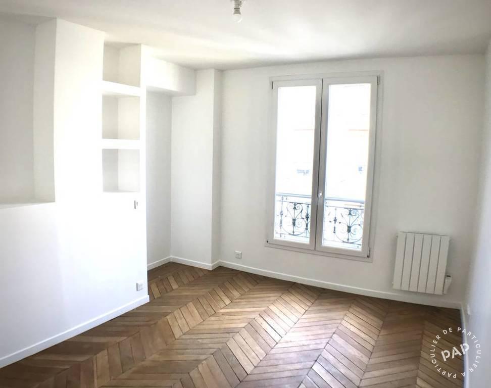 Appartement 582.000€ 64m² Paris 18E (75018)