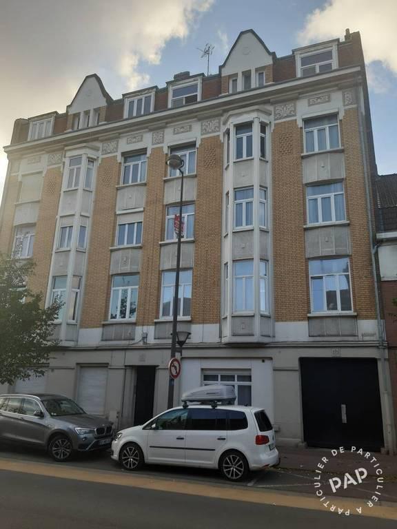 Appartement 550€ 45m² Roubaix (59100) Avec Garage
