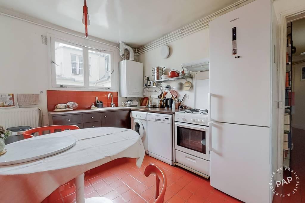 Appartement 1.480.000€ 115m² Paris 11E (75011)