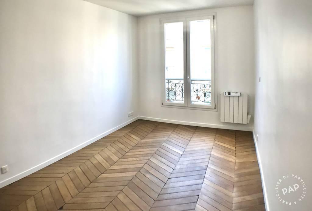 Immobilier Paris 18E (75018) 582.000€ 64m²