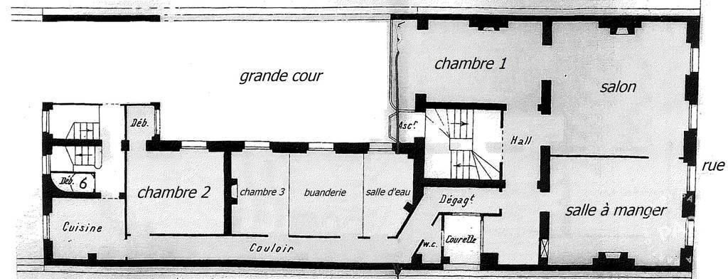 Immobilier Paris 10E (75010) 1.690.000€ 140m²