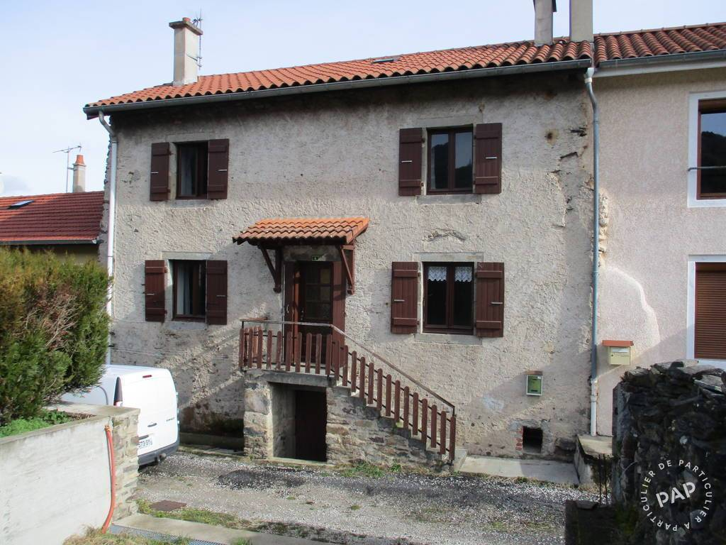 Immobilier Retournac 75.000€ 93m²