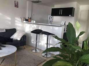 Location meublée appartement 2pièces 36m² Courbevoie (92400) (92400) - 1.200€