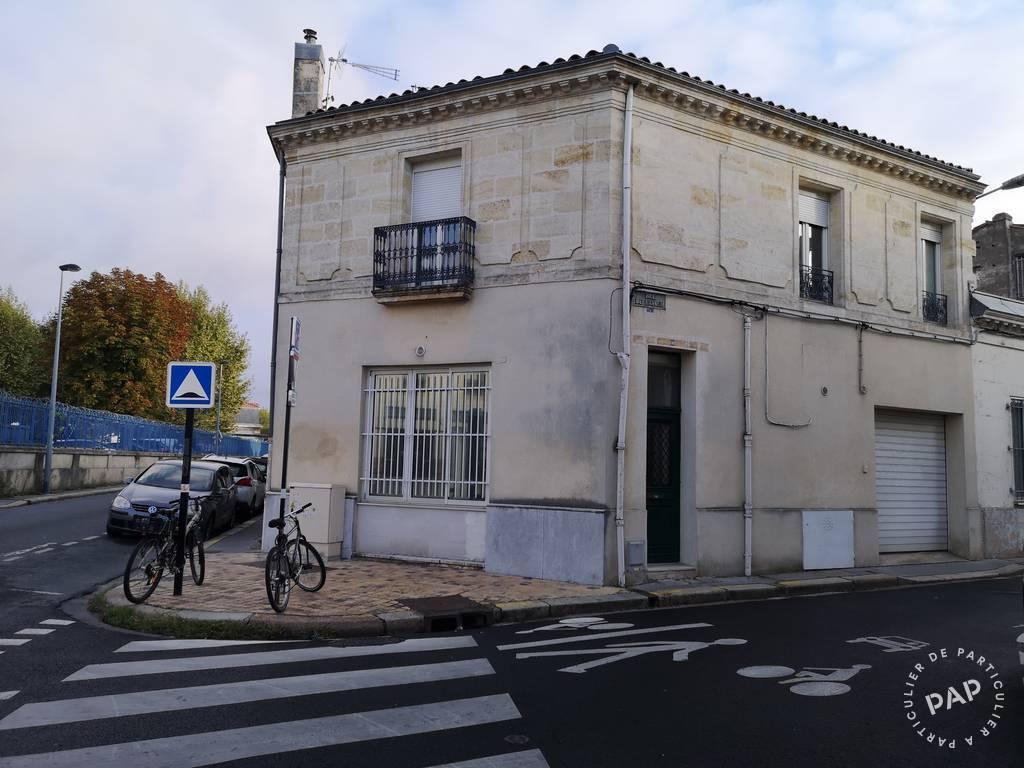 Vente Immeuble Bordeaux 230m² 880.000€