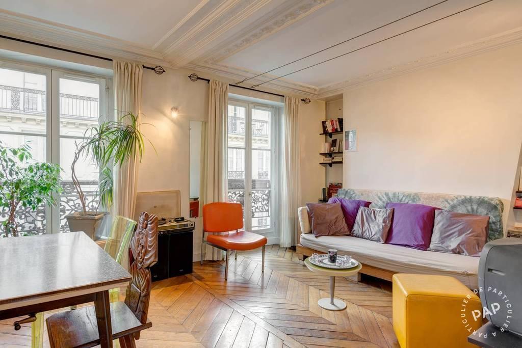 Vente Appartement Paris 8E (75008) 47m² 650.000€