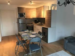Location meublée appartement 2pièces 38m² Vanves (92170) - 1.350€