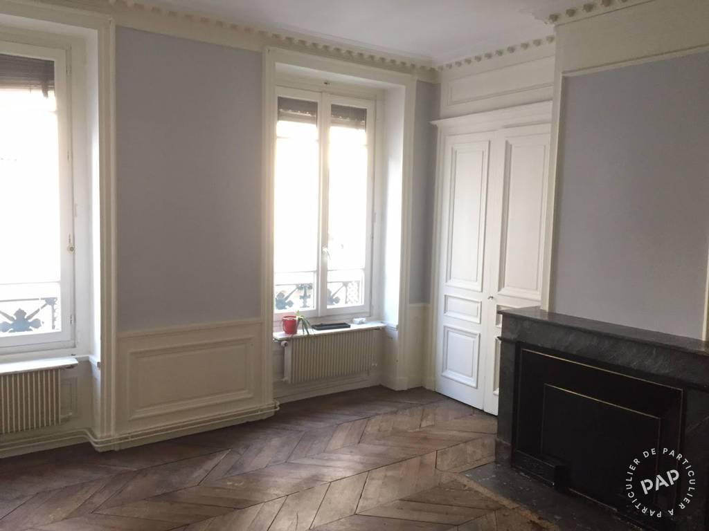 Location Appartement Lyon 2E (69002) 82m² 1.150€