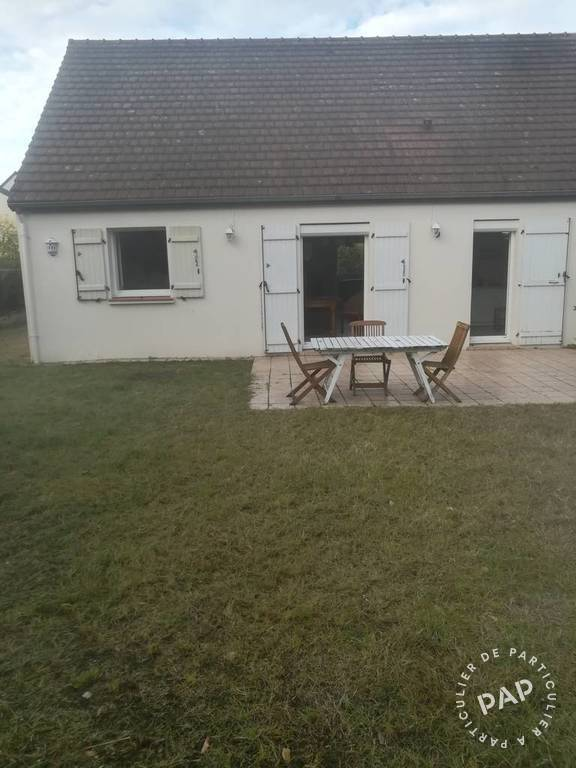 Location Maison Nemours (77140) 75m² 800€