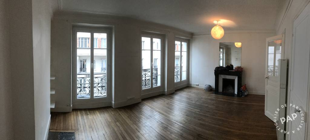 Vente Appartement Paris 18E (75018) 79 m² 695.000 €