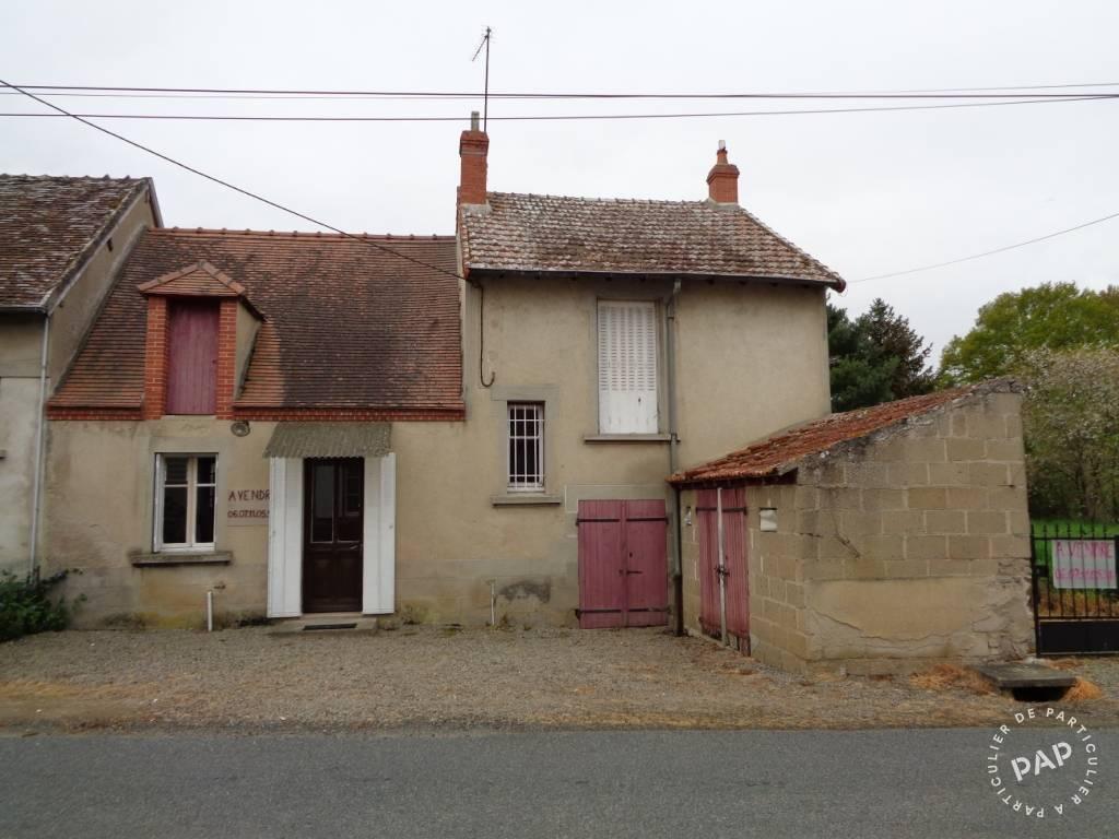 Location maison 3 pièces Montluçon (03100)