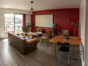 Location appartement 4pièces 81m² Paris 12E (75012) - 2.292€
