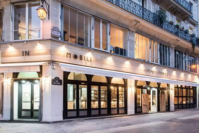 Vente fonds de commerce Hôtel, Bar, Restaurant Paris 1Er (75001) - 680.000 €