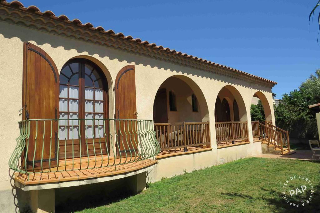 Vente Maison Mèze (34140) 190m² 593.000€
