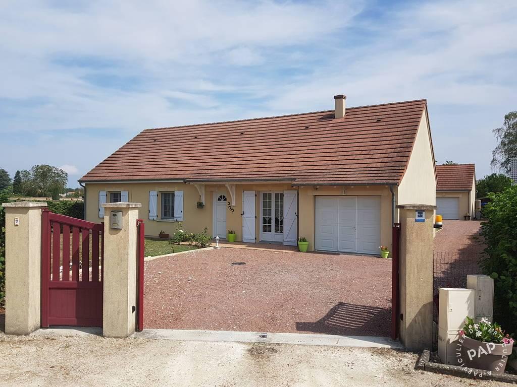 Vente Maison Mehun-Sur-Yèvre (18500) 115m² 259.000€