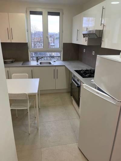 Location meublée appartement 2pièces 30m² Pantin (93500) - 1.170€