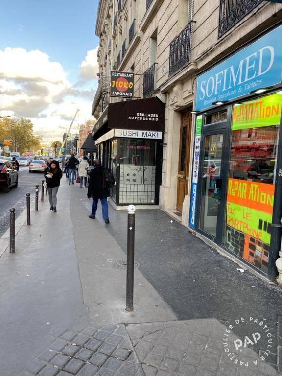 Vente Local commercial Paris 20E (75020) 30m² 56.000€