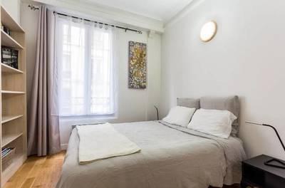 Location meublée appartement 2pièces 27m² Paris 18E (75018) - 1.200€