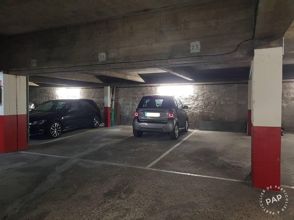 Location Garage, parking Paris 17E (75017)  170€