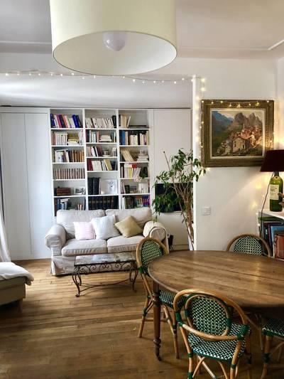 Location meublée studio 35m² Neuilly-Sur-Seine (92200) - 1.360€