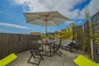Location meublée appartement 2pièces 54m² Cannes (06400) - 1.050€