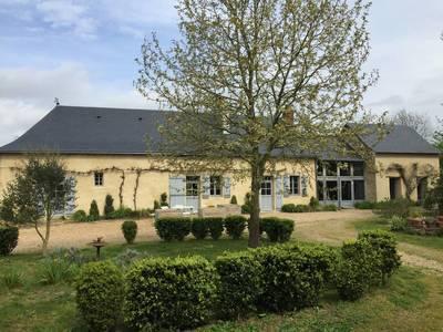 Vente maison 280m² Miré (49330) - 550.000€