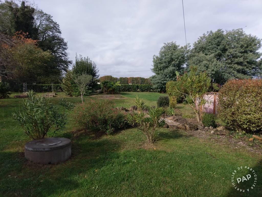 Vente maison 5 pièces Saint-Pierre-du-Mont (40280)